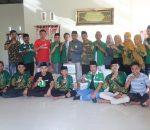 GP ANSOR IPNU-IPPNU Bolmut Salurkan Bantuan Korban Banjir Bolsel