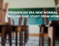 Berikut Syarat Penerapan Pendidikan Era New Normal, yang Melanggar Akan Dijatuhi Sanksi