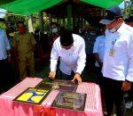 H2M Hadiri Penandatanganan Prasasti Program PISEW Di Lolayan