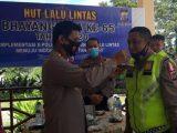 Polres Boltim Rayakan HUT Lalu Lintas Bhayangkara ke 65