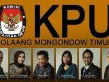 KPU Boltim Siap Hadapi Gugatan Pilkada Serentak 2020