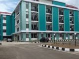 Gedung Radiologi RSUD Kotamobagu Siap Beroperasi