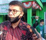 Kampus IAI Kotamobagu Dapat Kunjungan Senator DPD RI Djafar Alkatiri