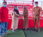 Wawali Kotamobagu Pimpin Penyaluran Bantuan Korban Banjir Di Bolsel