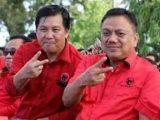 Penetapan Calon, OD SK Pasangan Pertama Datangi KPU Sulut