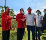 Olly Dondokambey Kedatangan Tamu Kehormatan Ketua MPR RI Bambang Soesatyo