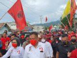 Cagub Nomor Urut 3 ODSK 'Goyang' Kabupaten Bolmong