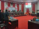 DPRD Kotamobagu Gelar Paripurna Pengusulan Enam Ranperda
