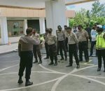 60 Personil Polres Kotamobagu Siaga di Deklarasi CEP-Sehan