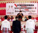 ODSK Kukuhkan Tim Independen Se – BMR Di Kotamobagu