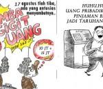 Babuk Rp165 Juta Kasus Beras Bulog Mengendap di Polres Bolmong