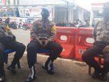 Puluhan Polisi Disiagakan di Penetapan Calon Pilkada Boltim