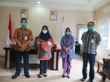 Susilawati Gilalom Jabat Plt UPTD PPA Kotamobagu