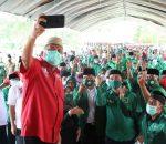 ODSK Disambut Luar Biasa Warga PPP Saat Berkunjung Ke Bolmut