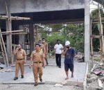 4 Perkantoran di Bolmong Dibangun, Sekda Ingatkan Kontraktor Selesaikan Tepat Waktu