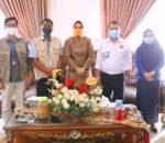 Pemkot Kotamobagu Dapat Apresiasi dari Kementerian PUPR Soal PRS