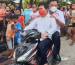 Rocky Wowor Dampingi Cagub Sulut Nomor Urut 3 ke Pulau Gangga