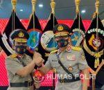 Mantan Direktur Penyidik KPK Jabat Kapolda Sulut