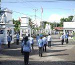 Pemkot Kotamobagu Upacara Perayaan HUT Provinsi Sulut ke 56