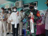 Vaksinasi Tahap Pertama Di Kotamobagu Dibuka Walikota Tatong Bara
