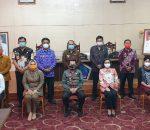 Walikota Kotamobagu Hadiri Rakor Bersama Pejabat Gubernur Sulut
